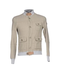 Swiss Chriss Jackets Khaki