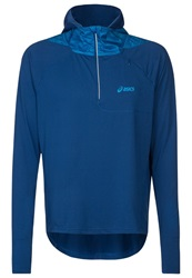 Asics Soukai Long Sleeved Top Skyfall Blue Light Blue