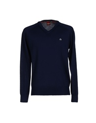 Merc Sweaters Dark Blue