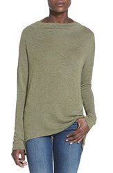 Women's Leith Long Sleeve Cowl Neck Pullover
