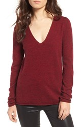 Zadig And Voltaire Women's Nosfa Patch Wool Cashmere Sweater