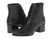 Calvin Klein Jeans Nickia Black Women's Lace Up Boots