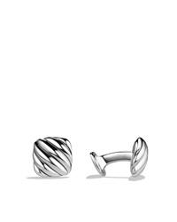 Cable Cushion Cuff Links David Yurman