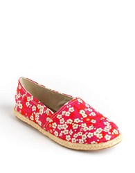 Lord And Taylor Liberty Of London Pase Espadrilles