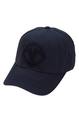 True Religion Men's Brand Jeans '3D Buddha' Baseball Cap