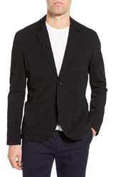 James Perse Men's Slub Jersey Blazer