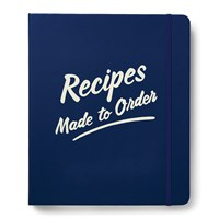 Kate Spade Recipe Book Order's Up
