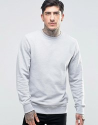 Another Influence Ribbed Sweater Grey