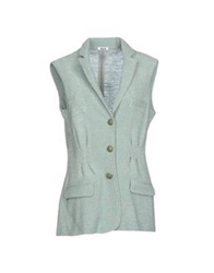 Bark Cardigans Light Green