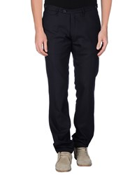 Messagerie Trousers Casual Trousers Men Dark Blue