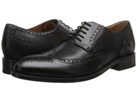 Bostonian Calhoun Walk Black Leather Men's Lace Up Wing Tip Shoes