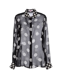 Blugirl Folies Shirts Black