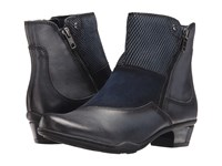 Earth Orion Navy Full Grain Leather Women's Boots