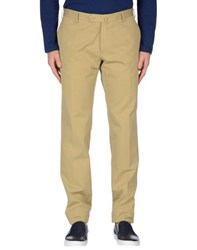 Caruso Trousers Casual Trousers Men Camel