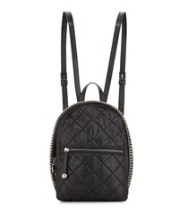 Falabella Quilted Backpack Black Stella Mccartney