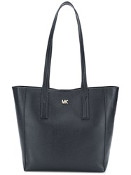 Michael Michael Kors Structured Tote Bag Blue