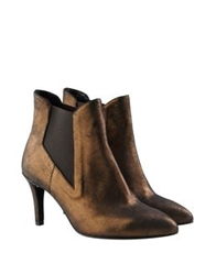 George J. Love Ankle Boots Bronze