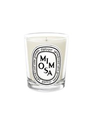 Diptyque Mimosa Scented Candle White