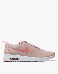 Nike Air Max Thea In Pink Oxford