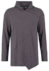 Only And Sons Onszane Long Sleeved Top Phantom Grey