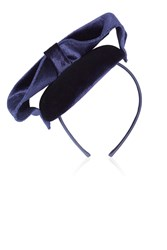 Coast Cavalleri Velvet Fascinator Navy