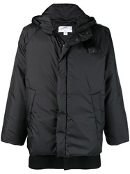 Oamc Frontline Padded Jacket Black