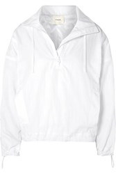 Vince Shell Jacket White