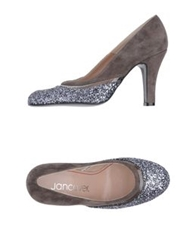 Jancovek Pumps Grey
