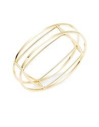 Trina Turk Geometric Bangle Gold