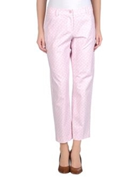 Thinple Casual Pants Pink