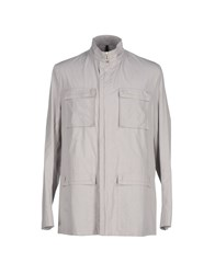 Christian Dior Dior Homme Coats And Jackets Jackets Men Light Grey