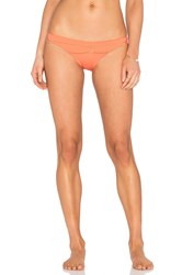 Beach Bunny Tribal Theory Bottom Coral