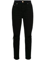 Nobody Denim Frankie Jean Ankle Comfort Black