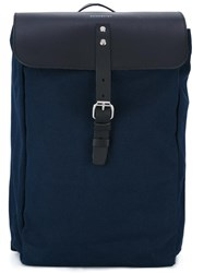 Sandqvist 'Alva' Backpack Blue