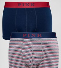 Thomas Pink 2 Pack Trunk Navy