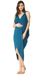 Hatch The Isabel Dress Azure