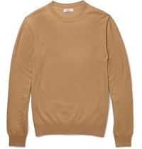 Valentino Cashmere Sweater Brown