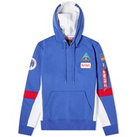 Alpha Industries Space Camp Hoody Blue