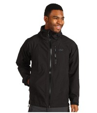 Outdoor Research Foraytm Jacket Black Men's Coat