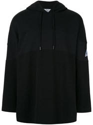 Martine Rose Oversized Fit Hoodie Black