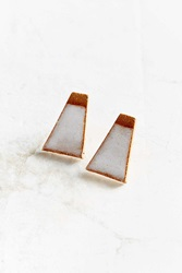 Urban Renewal Maple Mauve Deco Earring Natural