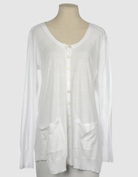 Inhabit Cardigans White