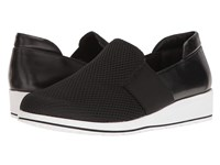 Walking Cradles Fraley Black Cashmere Mesh Women's Slip On Shoes