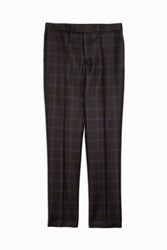 Paul And Joe Tartan Trousers Black