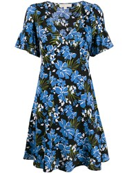 Michael Michael Kors Floral Mini Dress 60