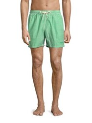 Barbour Milton Swim Shorts Green