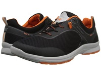 Allrounder By Mephisto Celano Black Air Mesh Men's Shoes