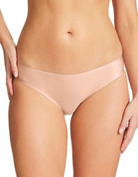 Fine Lines Solid Seamless Panty Ballerina