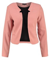 Soaked In Luxury Leia Alfa Blazer Rose Dawn