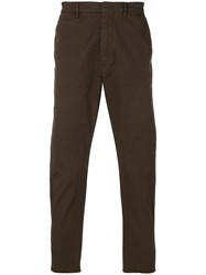 Pence Classic Chinos Brown